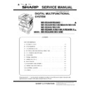 Sharp MX-M266N, MX-M316N, MX-M356N (serv.man6) Service Manual