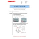 Sharp MX-M266N, MX-M316N, MX-M356N (serv.man67) Technical Bulletin