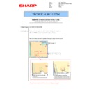 Sharp MX-M266N, MX-M316N, MX-M356N (serv.man76) Technical Bulletin