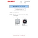 Sharp MX-M266N, MX-M316N, MX-M356N (serv.man89) Technical Bulletin