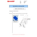Sharp MX-M266N, MX-M316N, MX-M356N (serv.man95) Technical Bulletin