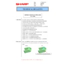 Sharp MX-M266N, MX-M316N, MX-M356N (serv.man96) Technical Bulletin