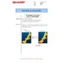Sharp MX-M283N (serv.man12) Technical Bulletin