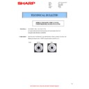 Sharp MX-M283N (serv.man17) Technical Bulletin