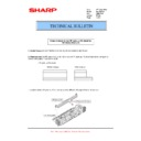 Sharp MX-M364N, MX-565N (serv.man103) Technical Bulletin