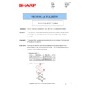 Sharp MX-M364N, MX-565N (serv.man122) Technical Bulletin
