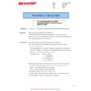 Sharp MX-M364N, MX-565N (serv.man125) Technical Bulletin