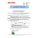 Sharp MX-M364N, MX-565N (serv.man127) Technical Bulletin