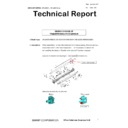 Sharp MX-M364N, MX-565N (serv.man32) Technical Bulletin