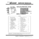Sharp MX-M364N, MX-565N (serv.man4) Service Manual