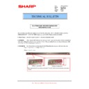 Sharp MX-M364N, MX-565N (serv.man45) Technical Bulletin