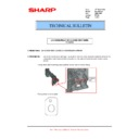 Sharp MX-M364N, MX-565N (serv.man54) Technical Bulletin