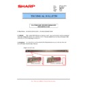 Sharp MX-M364N, MX-565N (serv.man60) Technical Bulletin