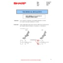 Sharp MX-M364N, MX-565N (serv.man61) Technical Bulletin
