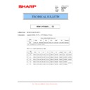 Sharp MX-M364N, MX-565N (serv.man65) Technical Bulletin