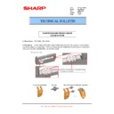 Sharp MX-M364N, MX-565N (serv.man66) Technical Bulletin