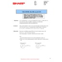 Sharp MX-M364N, MX-565N (serv.man68) Technical Bulletin