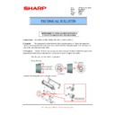 Sharp MX-M364N, MX-565N (serv.man82) Technical Bulletin