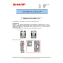 Sharp MX-M364N, MX-565N (serv.man89) Technical Bulletin