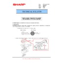 Sharp MX-M364N, MX-565N (serv.man90) Technical Bulletin