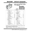 Sharp MX-M904, MX-M1204 (serv.man11) Service Manual