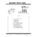 Sharp MX-M904, MX-M1204 (serv.man13) Parts Guide