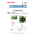 Sharp MX-M904, MX-M1204 (serv.man47) Technical Bulletin
