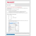 Sharp MX-M904, MX-M1204 (serv.man5) Handy Guide