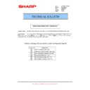 Sharp MX-M904, MX-M1204 (serv.man54) Technical Bulletin
