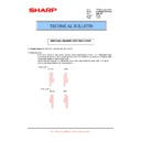 Sharp MX-M904, MX-M1204 (serv.man69) Technical Bulletin