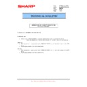 Sharp MX-M904, MX-M1204 (serv.man76) Technical Bulletin