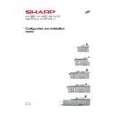 Sharp MX-M950, MX-MM1100 (serv.man3) Handy Guide