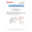 Sharp MX-M950, MX-MM1100 (serv.man74) Technical Bulletin