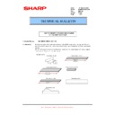 Sharp MX-M950, MX-MM1100 (serv.man80) Technical Bulletin