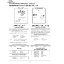 Sharp PG-A10X (serv.man22) Service Manual