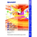Sharp PG-A20X (serv.man25) Driver / Update
