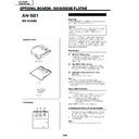 Sharp XG-V10WE (serv.man19) Service Manual