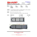 Sharp XR-20X (serv.man30) Technical Bulletin