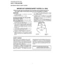 Sharp XR-30X (serv.man2) Service Manual