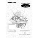 Sharp 15JF-25H (serv.man15) User Guide / Operation Manual