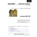 Sharp 28LF-92H (serv.man2) Service Manual