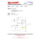 Sharp 28LW-92H (serv.man17) Technical Bulletin