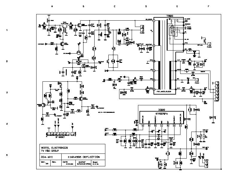 sharp 28lw-92h  serv man17  technical bulletin