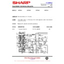 Sharp 37DT-25H (serv.man24) Technical Bulletin