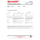 Sharp 37DT-25H (serv.man25) Technical Bulletin