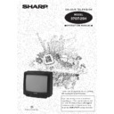 Sharp 37GT-25 (serv.man6) User Guide / Operation Manual