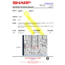 Sharp 37GT-25 (serv.man8) Technical Bulletin