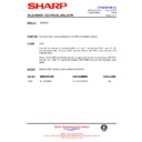 Sharp 51AT-15H (serv.man13) Technical Bulletin