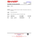 Sharp 51AT-15H (serv.man15) Technical Bulletin