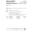 Sharp 51AT-15H (serv.man19) Technical Bulletin